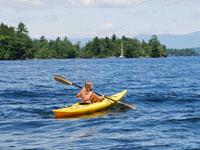 kayak-lake
