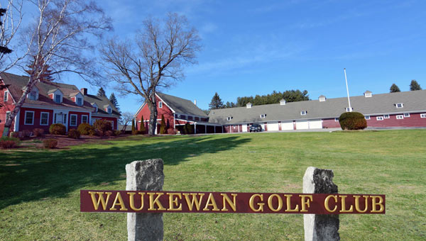 Waukewan Golf Club, featuring a 5,828 yard par 72 course, is located on 271 acres in the very heart of the Lakes Region
