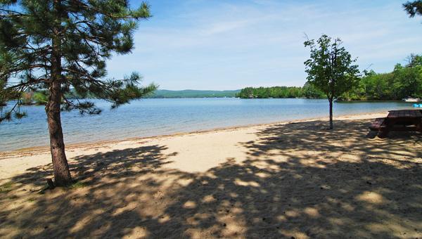 Lakewood Beach Lake Winnisquam NH