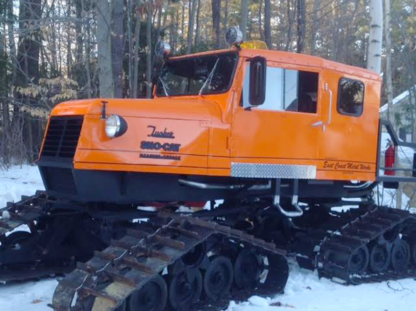 1969 Tucker Snow Cat (a custom creation)