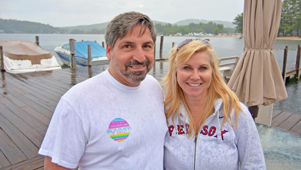 Gary and Maureen Robidoux, New Hampshire
