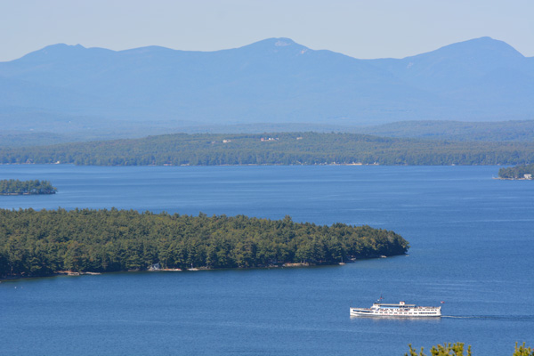 Lake Winnipesaukee, NH | Lakes Region