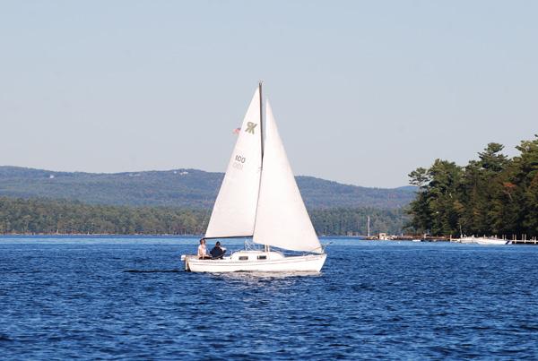 Lake Winnipesaukee, NH   Lakes Region