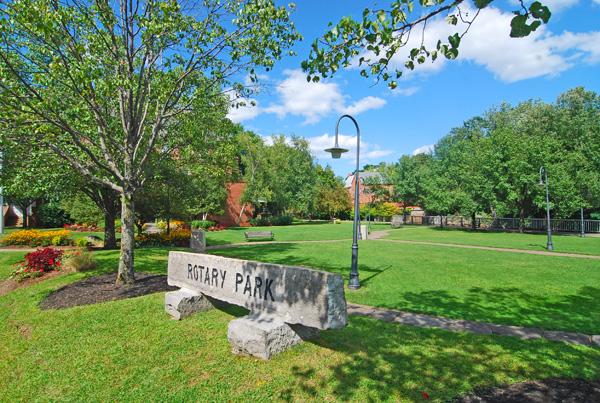 Rotary Park, Laconia, NH