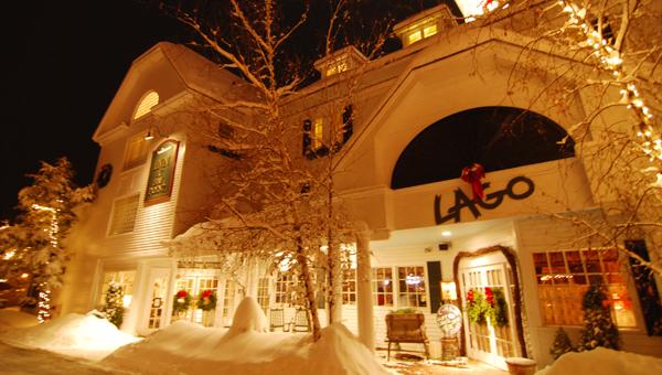 Lago Restaurant, Meredith, NH