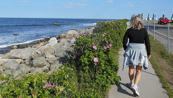 NH Lakes Region vs. Coast of Maine