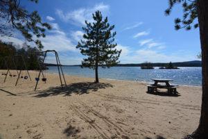 Lakewood Beach, Lake Winnisquam, NH