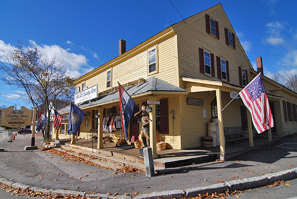 Old Country Store, Moultonborough Village, NH