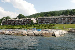NH waterfront community, Broadview Condominiums
