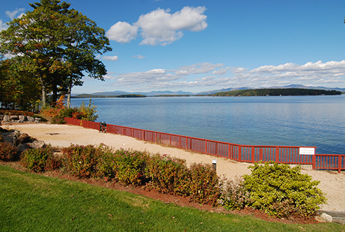 Winnstock Condominiums on Lake Winnipesaukee NH
