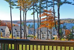 Evergreen Condominiums, Weirs Blvd. in Laconia NH