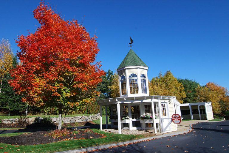 Grouse Point Club on Lake Winnipesauee, NH