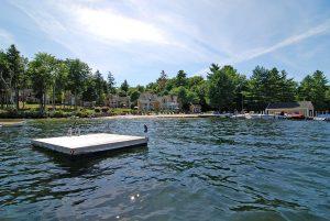 Lands End on Lake Winnipesaukee, Moultonborough, NH