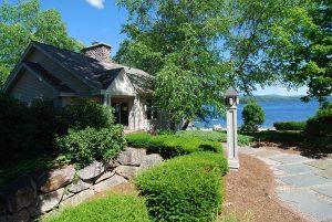 Waldron Bay, Lake Winnisquam, New Hampshire