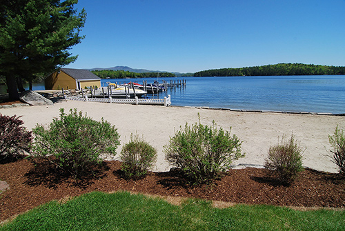 Lands End on Lake Winnipesaukee, Moultonborough, NH
