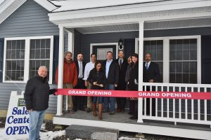 Ribbon Cutting Ceremony at Highland Ridge in Tilton, NH