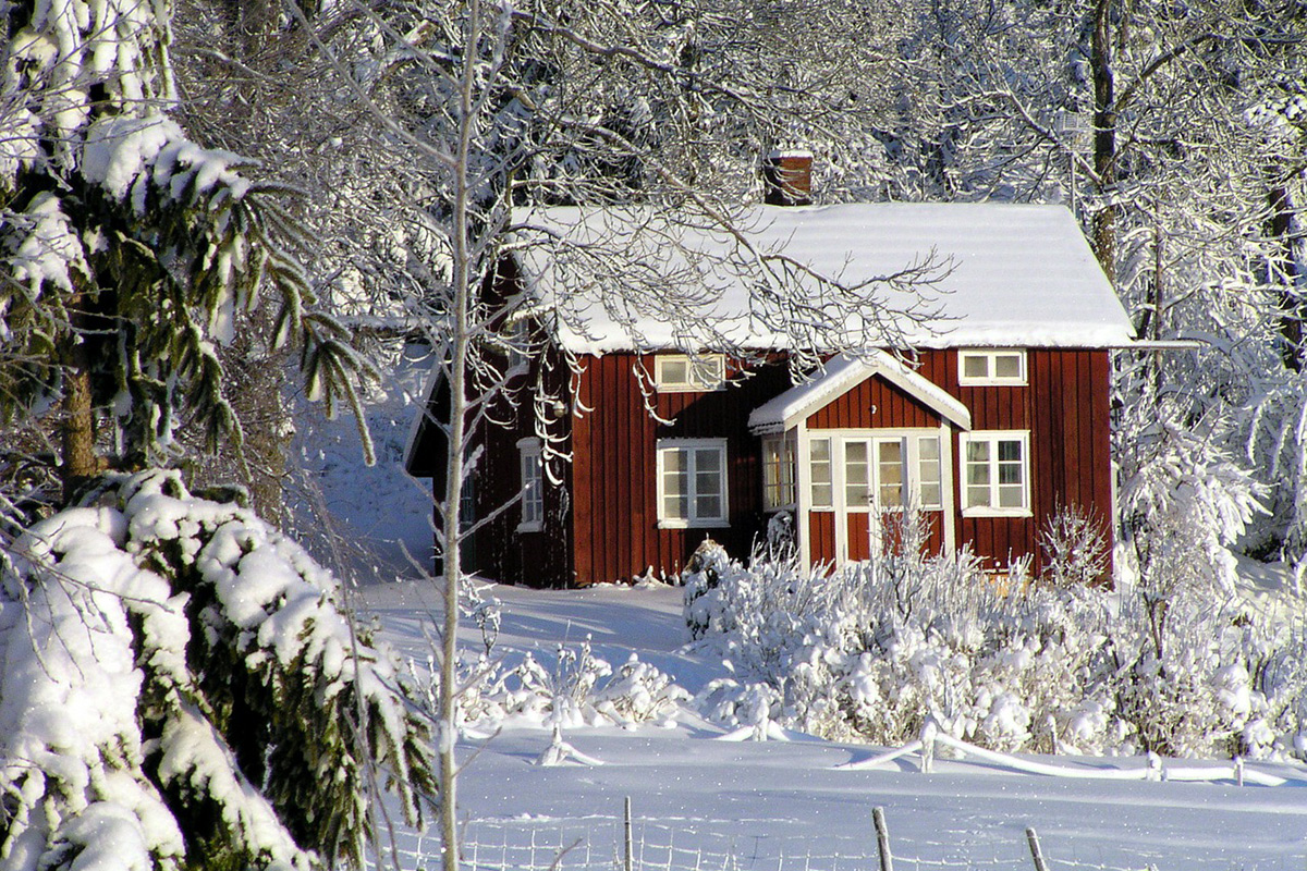 Sell your home in the winter
