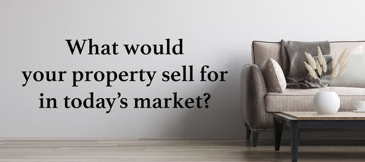 what would your home sell for