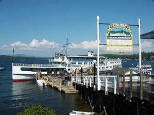 MS Mount Washington Cruise Ship