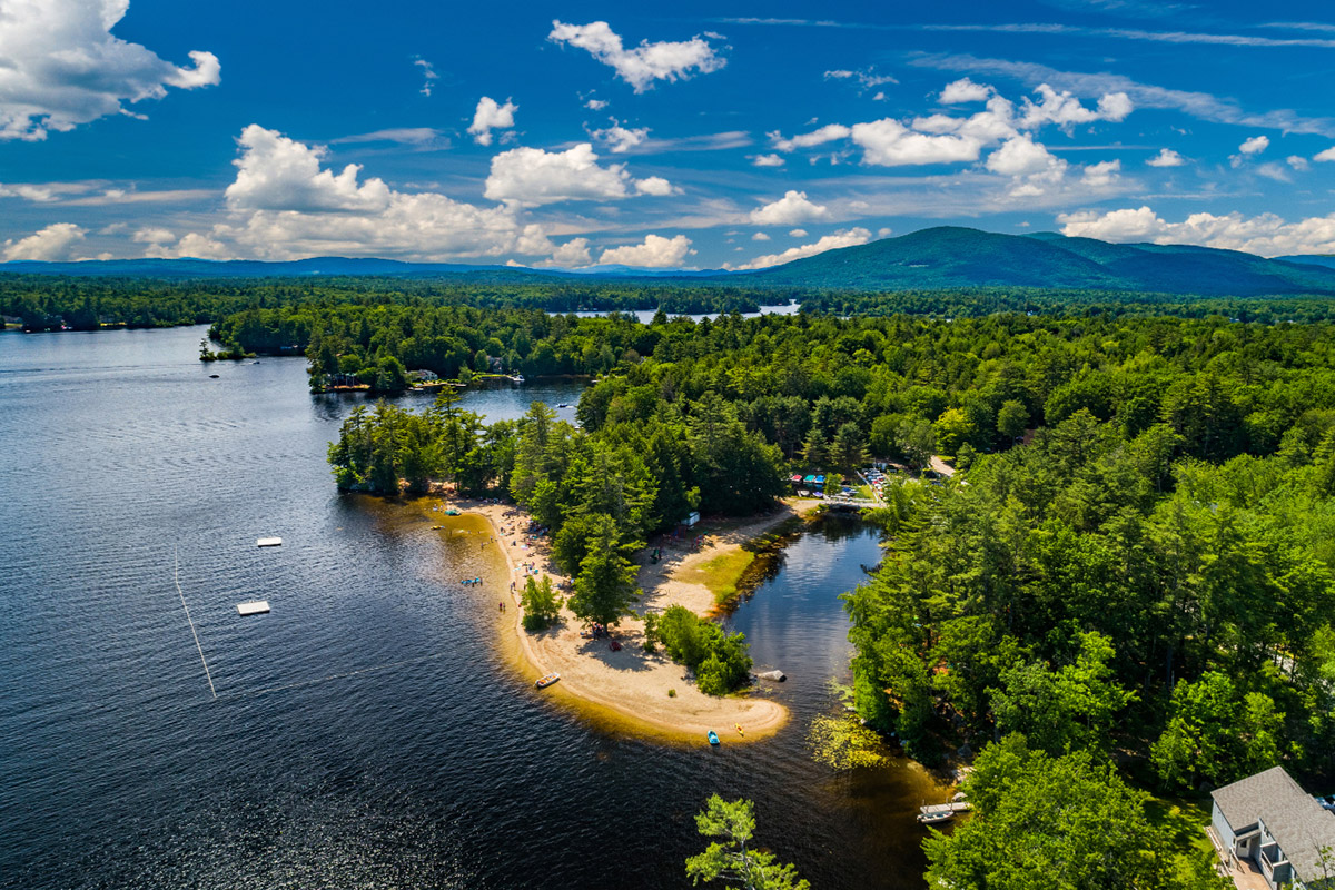 Suissevale on Lake Winnipesaukee, NH