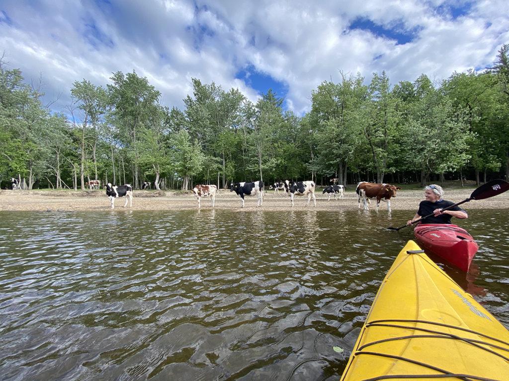 Merrimack River, New Hampshire