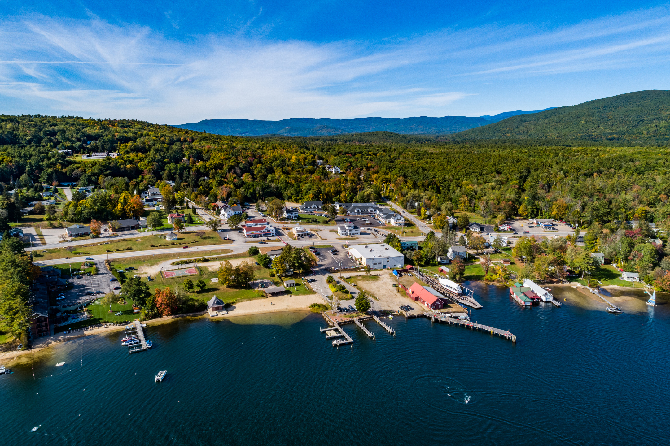 Center Harbor, New Hampshire
