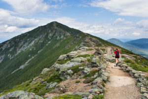 Hiking in New Hampshire