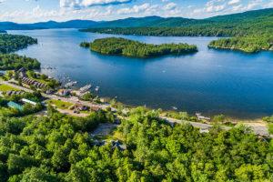 Lakes Region Real Estate Market - View of NH Lakes