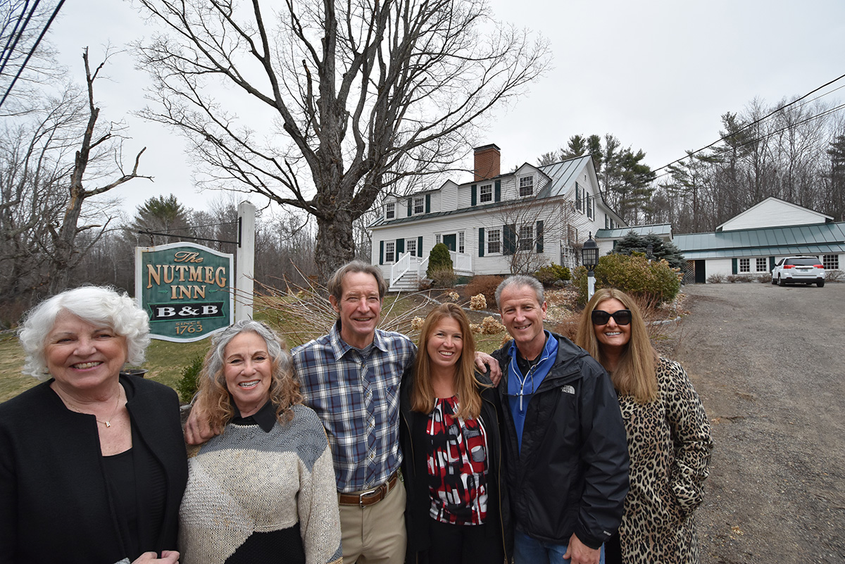 Nutmeg Inn in Meredith NH Sold