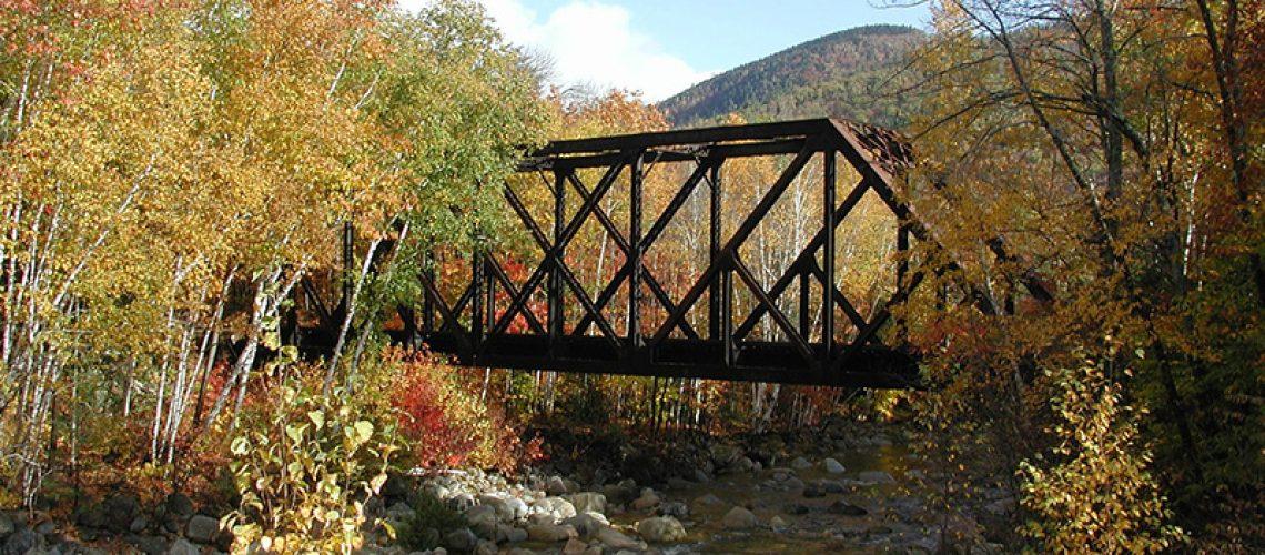 Covered Bridge in NH