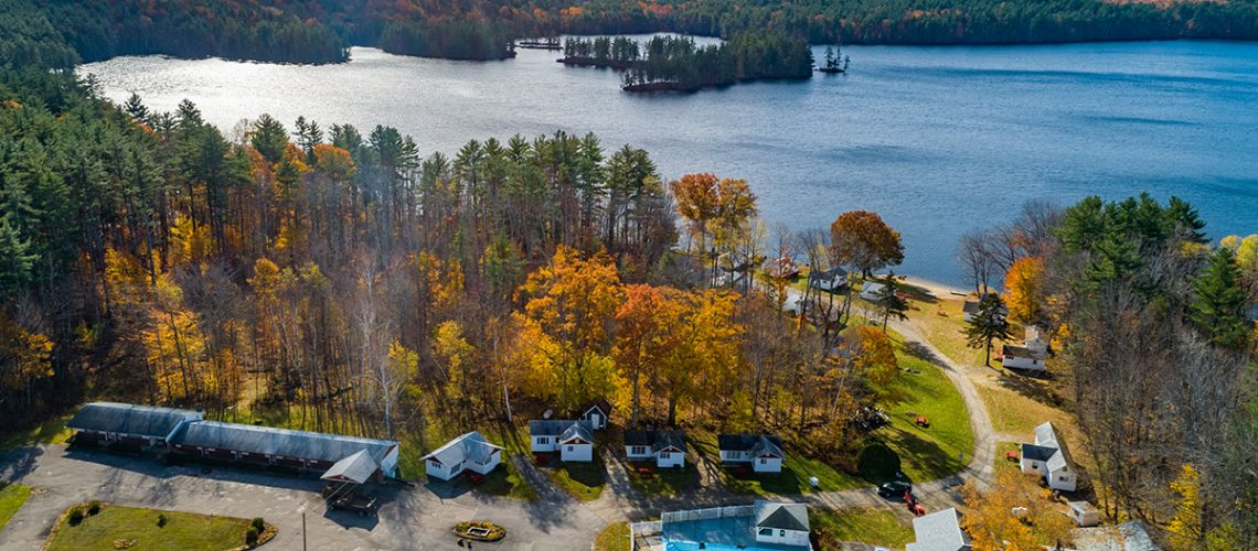 White Oak Motel and Lakefront Cottages Sold