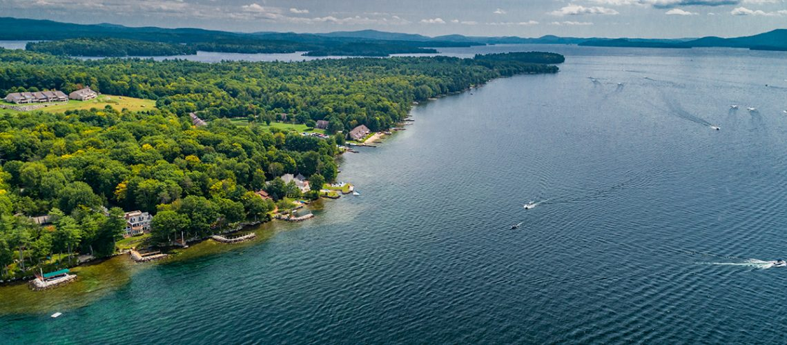 Lake Winnipesaukee, Moultonborough, NH