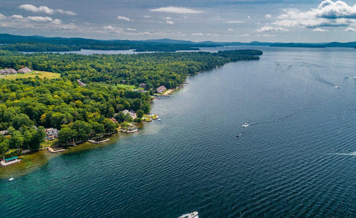 Lake Winnipesaukee, Moultonborough, NH