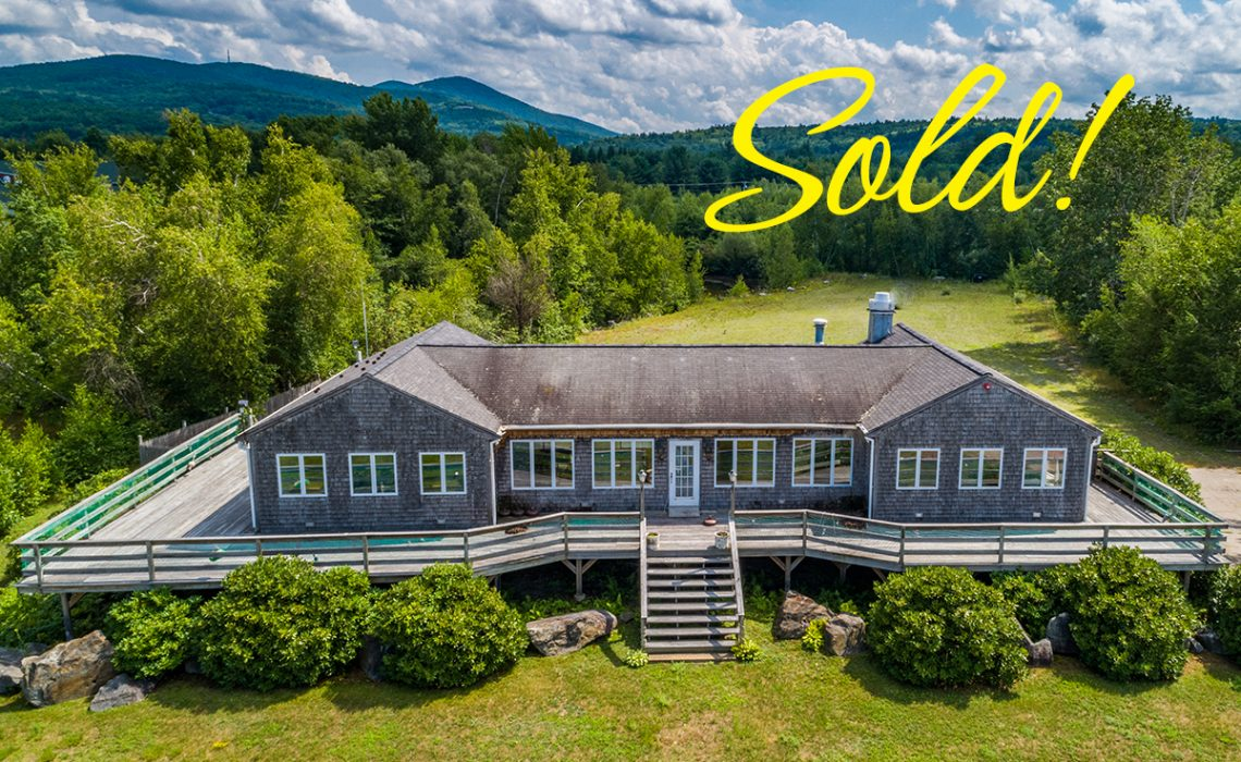 Gilford, NH landmark former restaurant sold