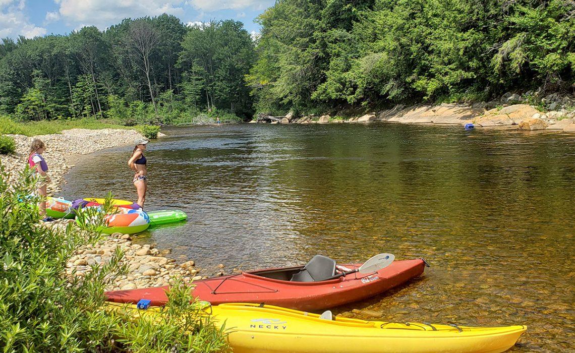 NH River Kayaking