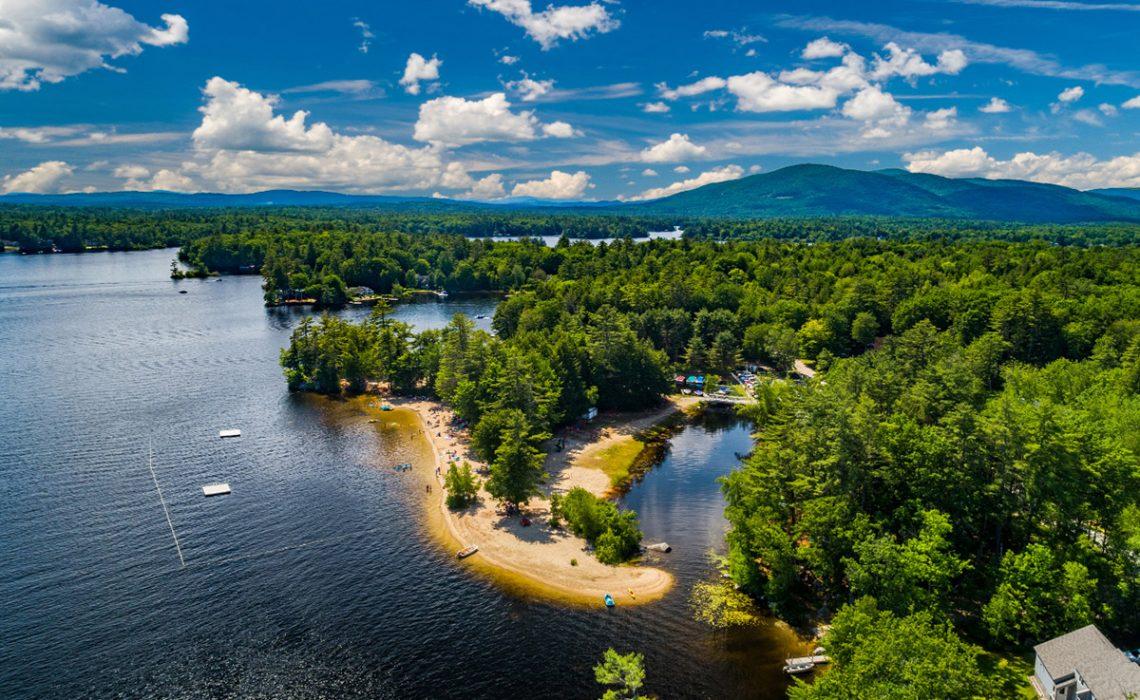 Suissevale on Lake Winnipesaukee, NH