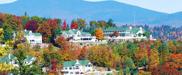 The Grouse Point Club, Lake Winnipesaukee, NH