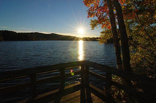 Pemigewasset Lake